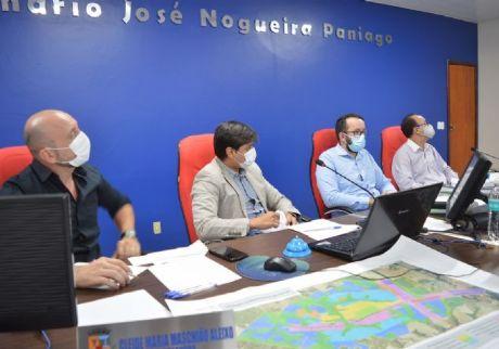Câmara realizou Audiência Pública de apresentação da revisão do Plano Diretor de Desenvolvimento de Água Boa