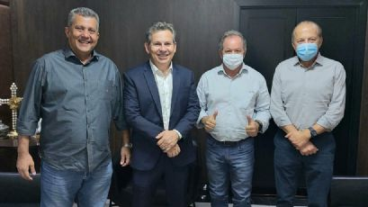 Mauro Mendes determina reativação da Cadeia Pública de Porto Alegre do Norte