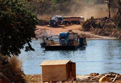 Governo investe R$ 140 milhões na construção de pontes de grande extensão para substituir balsas
