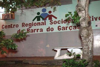 Adolescentes em regime fazem motim em Centro Socioeducativo de Barra do Garças