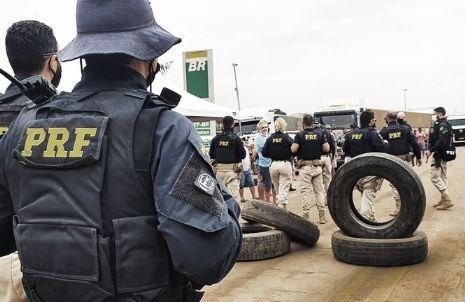 PRF realiza Operação Segurança e Livre Circulação em Mato Grosso