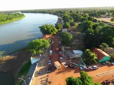 Uma das menores cidades do Mato Grosso vive a expectativa de ter sua primeira ligação asfáltica