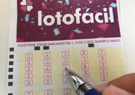 Aposta de MT acerta 15 números e ganha R$ 2,9 milhões na Lotofácil