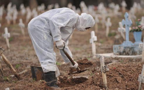 Nova morte por Covid-19 é registrada em Confresa; número de óbitos chega a 108