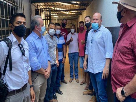 Reabertura da Cadeia Pública de Porto Alegre do Norte acontecerá após reforma