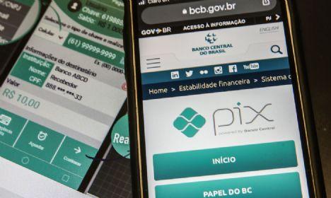 Começa a valer novo limite de transferências à noite pelo PIX