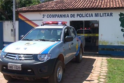 Polícia Militar salva criança abandonada durante madrugada em residência de Confresa