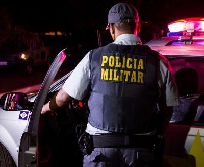 25 pessoas são multadas e 05 veículos foram apreendidos pela Polícia Militar em Água Boa na madrugada de sábado