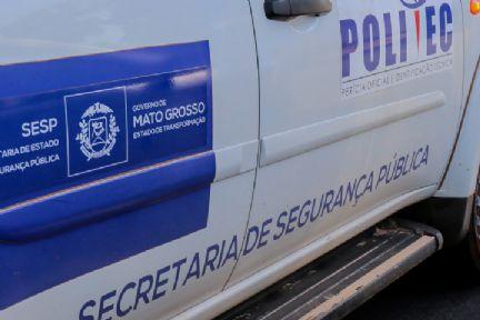 Morador é encontrado morto dentro da própria casa em Confresa