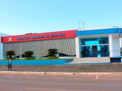 Proprietários de terrenos no município de Água Boa devem procurar a prefeitura para escriturar seus imóveis