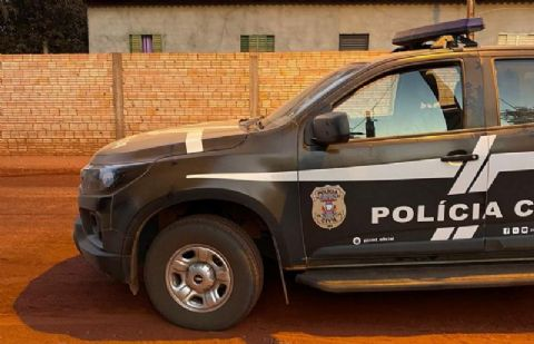 Polícia Civil apreende adolescente envolvido em furtos na cidade de São Félix do Araguaia