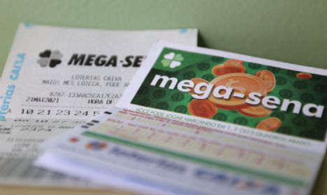 Mega-Sena deste sábado paga prêmio de R$ 3 milhões