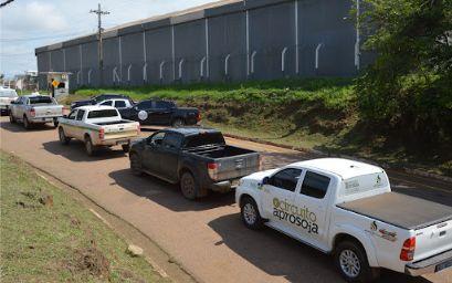 15ª edição do Circuito Aprosoja começa dia 02 de agosto; caravana passará por Porto Alegre do Norte