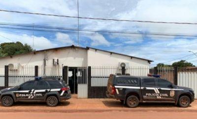 Polícia Civil prende em Confresa integrante de facção criminosa acusado de tortura