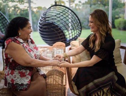 Mãe da primeira-dama de Mato Grosso morre após reinfecção do coronavírus